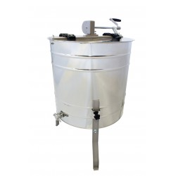 Tangential honey extractor, Ø500mm, 4-frame, manual drive, OPTIMA
